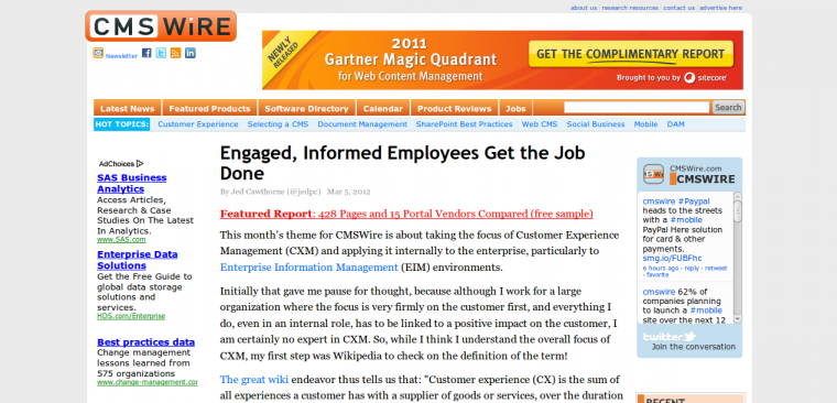 Engaged, Informed Employees Get the Job Done | leapfrog